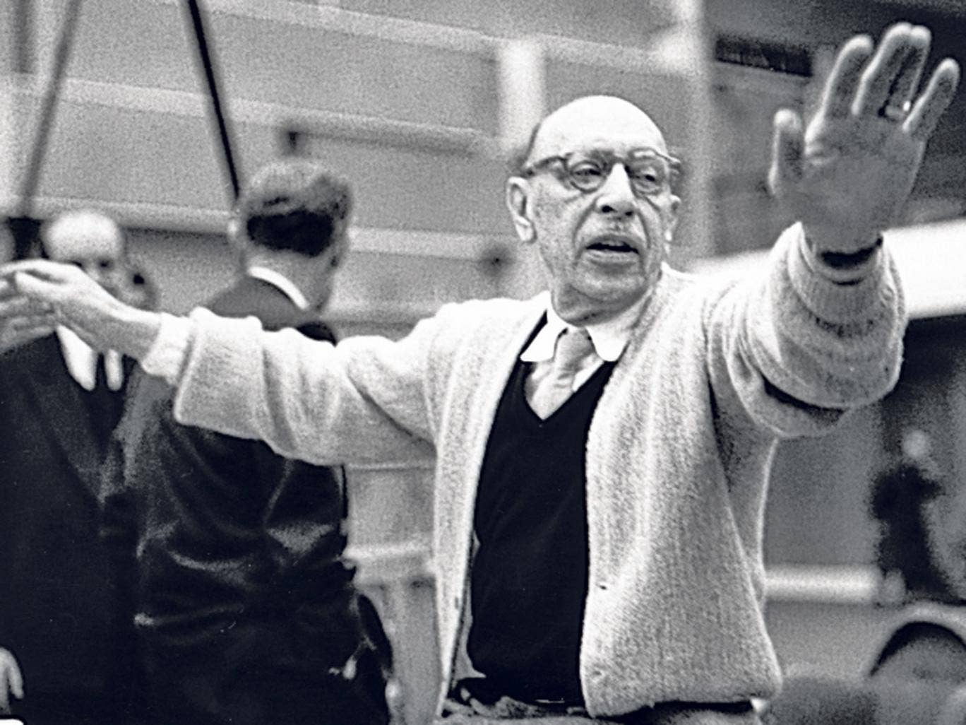 Glory: Stravinsky said the ballet came to him in a fleeting vision