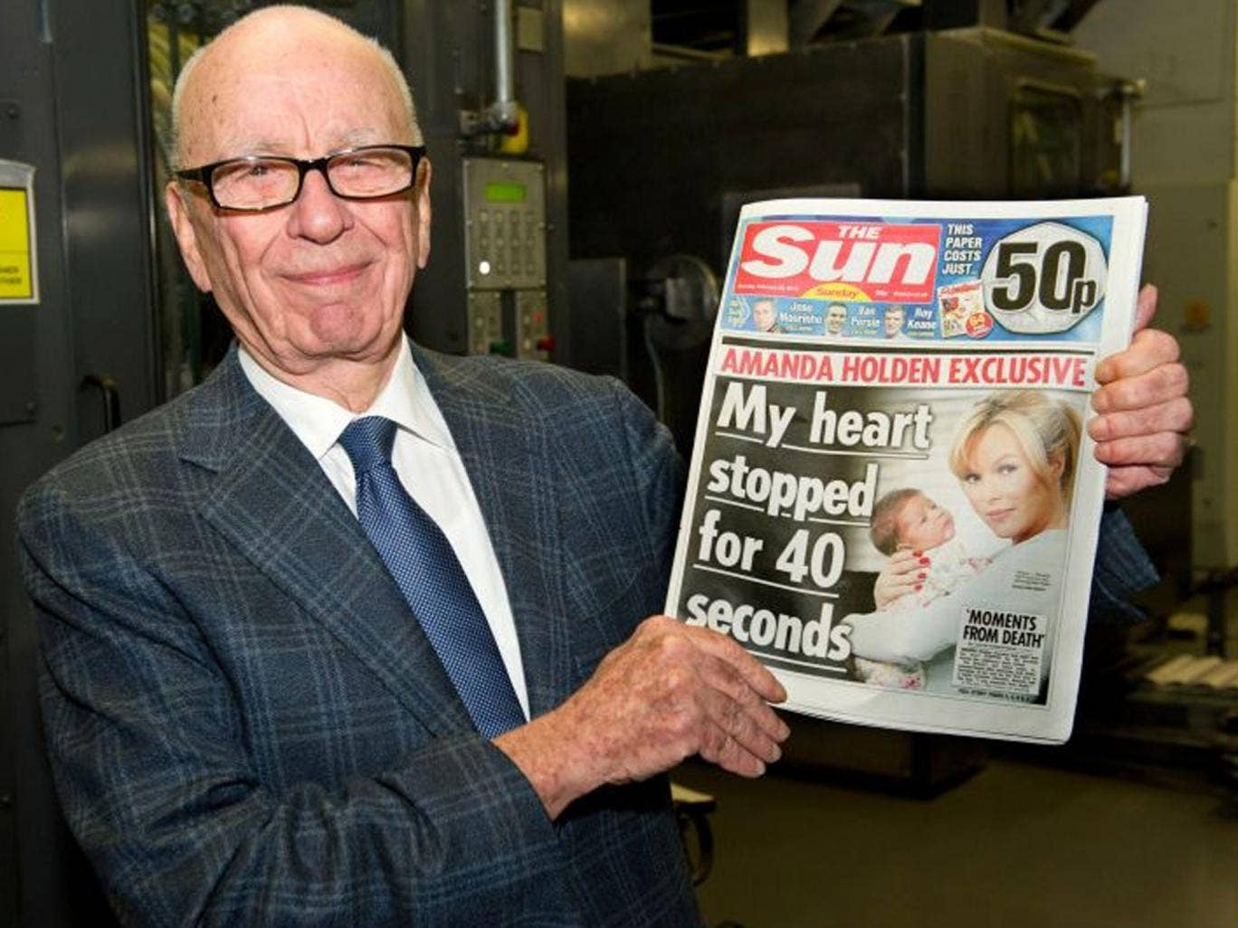 Rupert Murdoch is under increasing pressure from campaigners to drop the Page 3 feature,which started in 1970