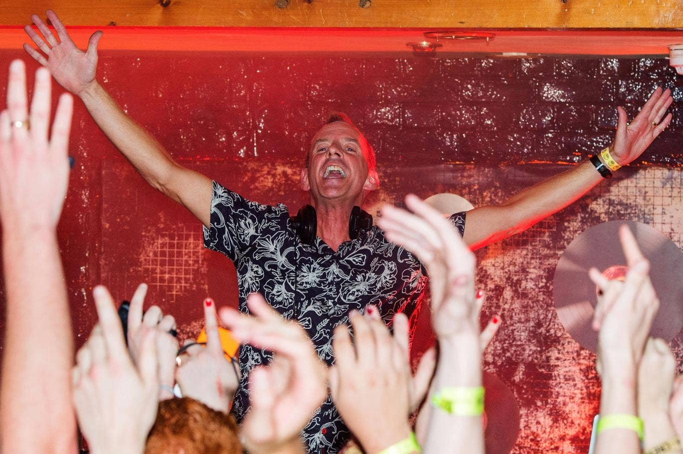 Fatboy Slim to play gig at the Palace of Westminster