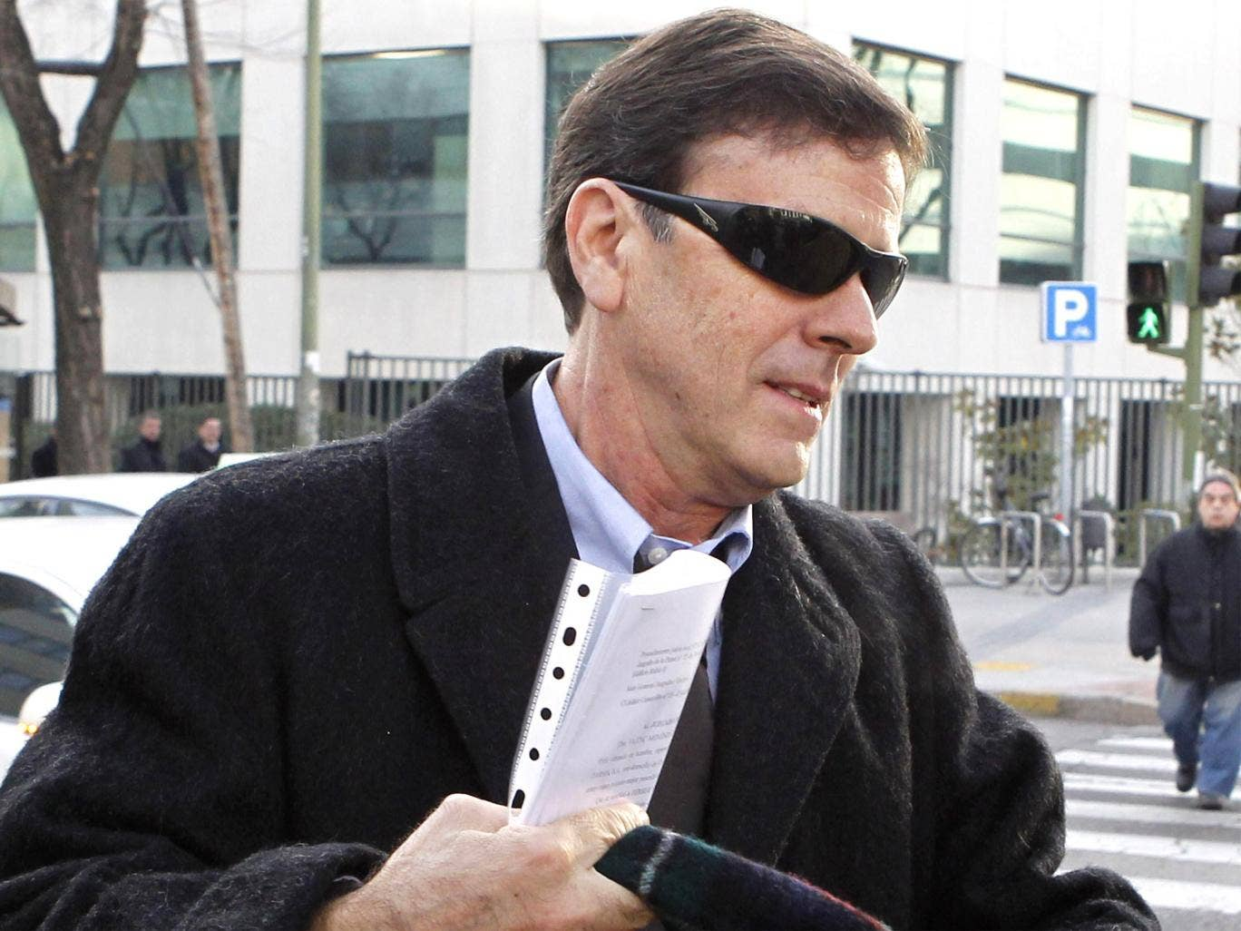 Dr Eufemiano Fuentes is on trial in Spain for blood doping