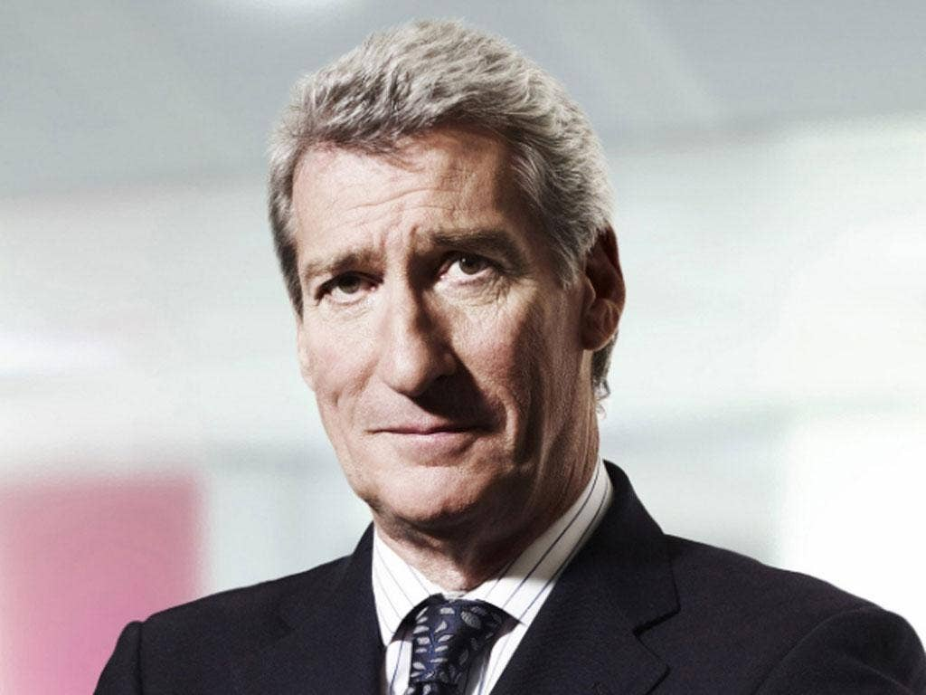 Jeremy Paxman has spent years terrifying guests, but was bested twice last week