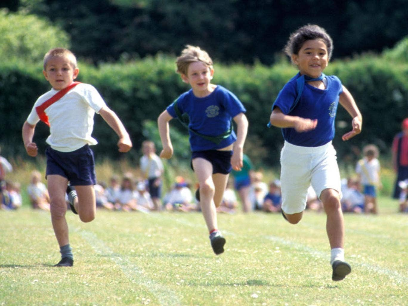 Ofsted say children are being let down in PE lessons