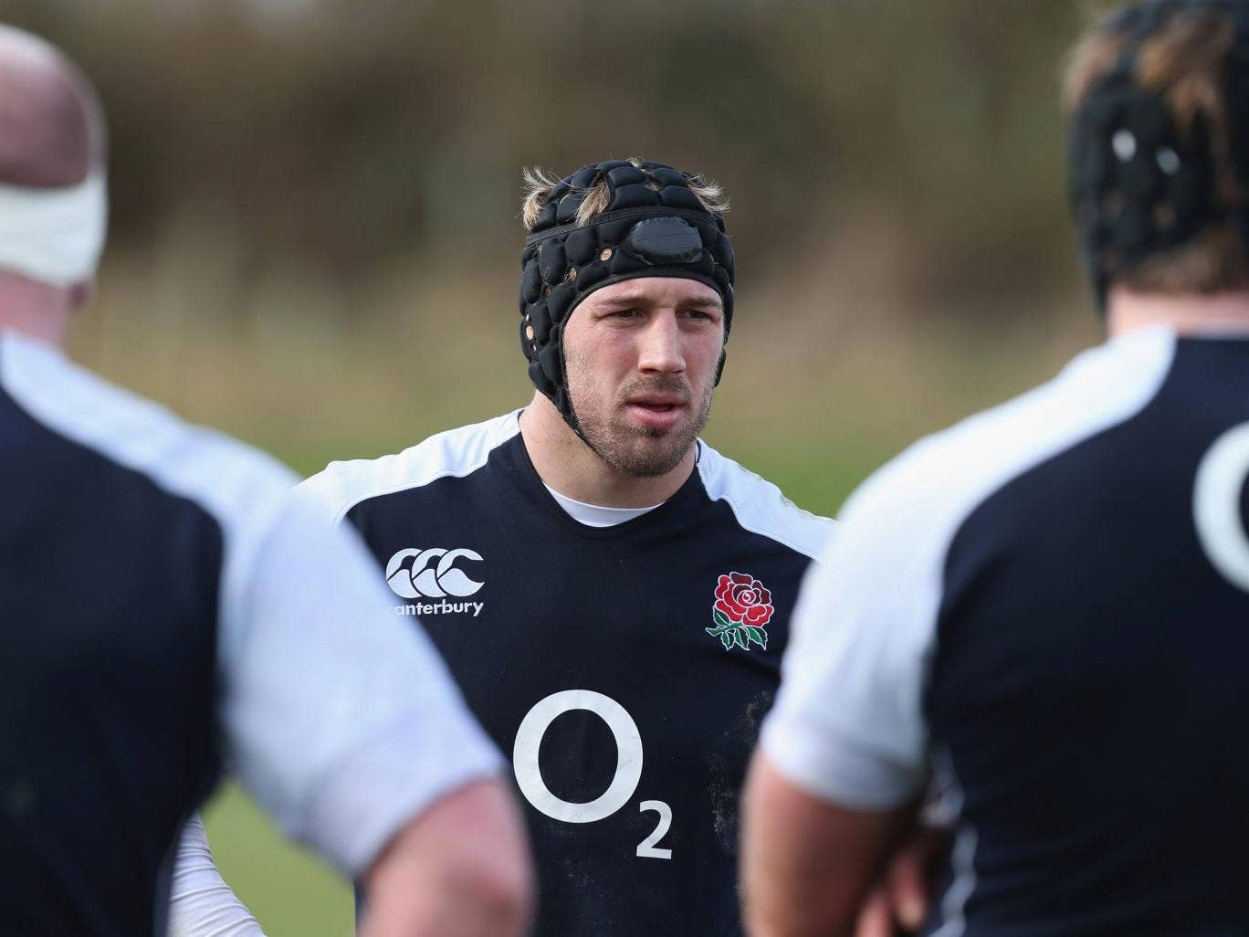 Chris Robshaw has emerged as a candidate to lead the Lions