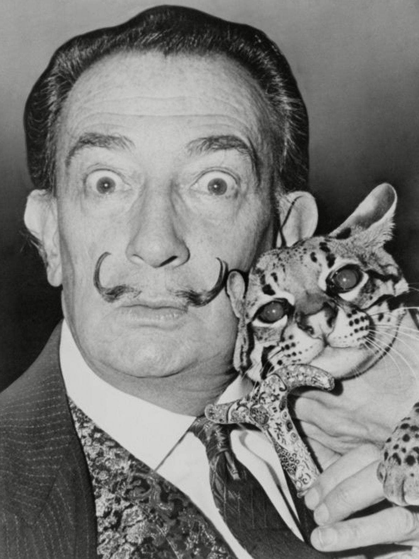 The Salvador Dalí retrospective at the Pompidou Centre in Paris has now become the most popular exhibition in the Centre's history