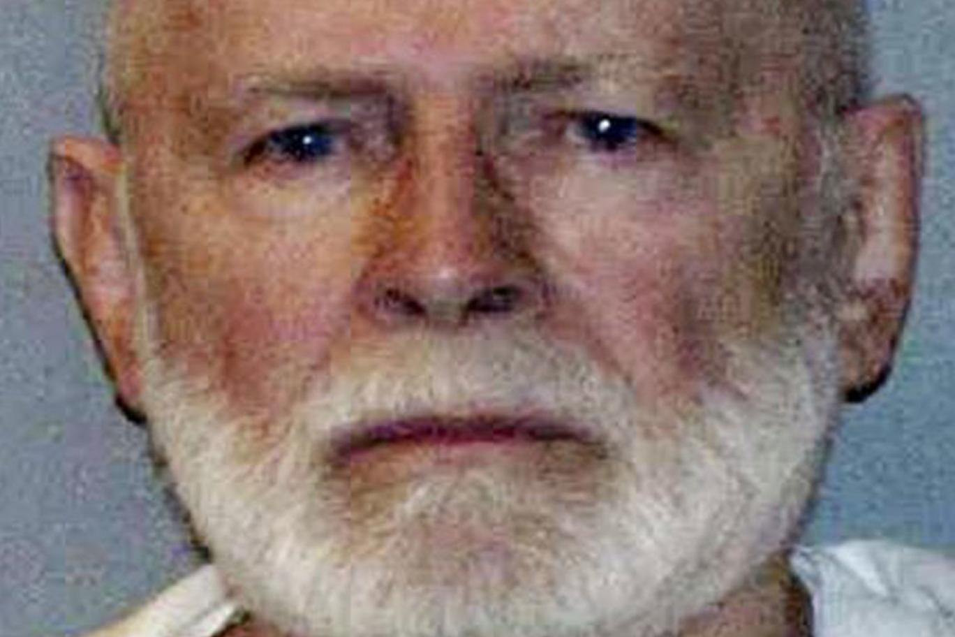 Renowned Boston mobster, Whitey Bulger