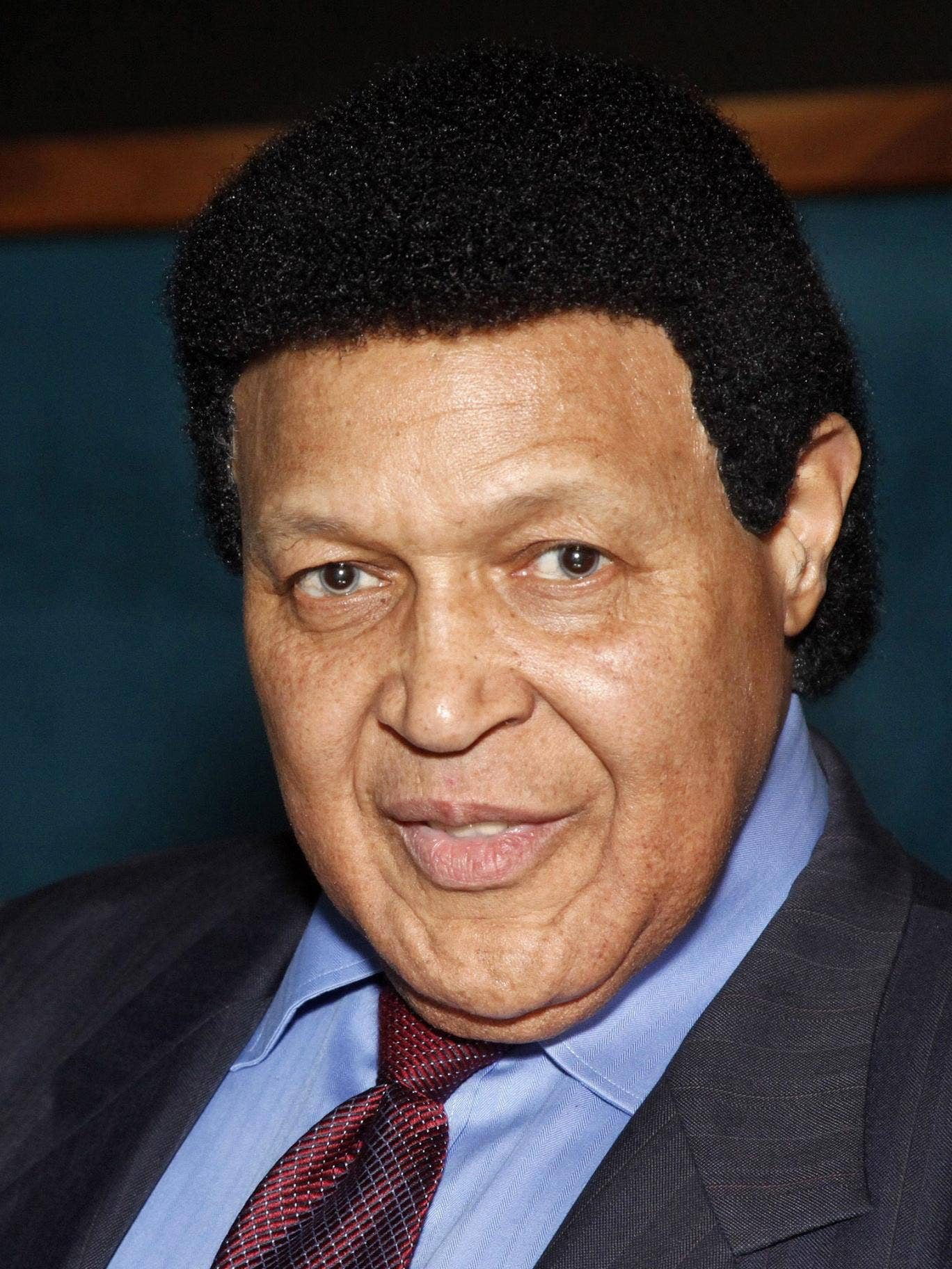 Chubby Checker, pictured here in 2012, shot to prominence with the song 'The Twist' in 1961