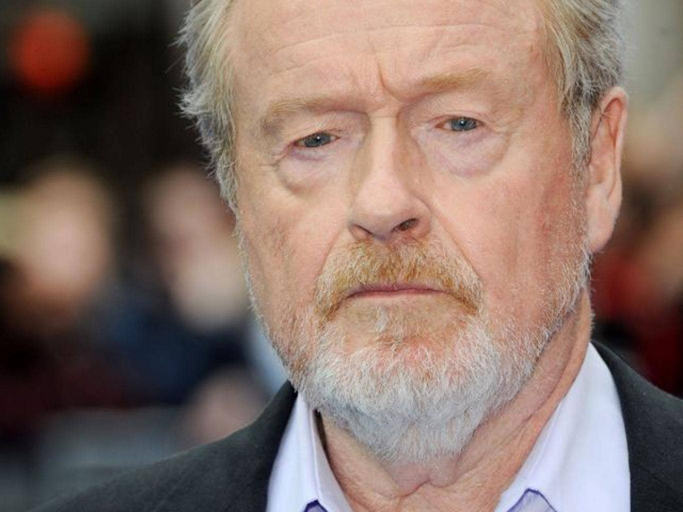 Ridley Scott will produce a film about a government agency of psychic spies