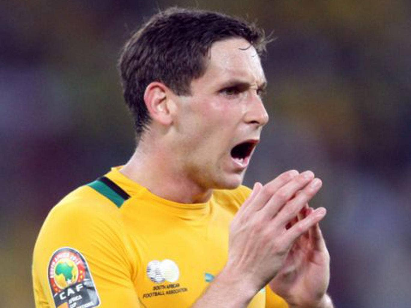 Furman appeared for South Africa in the recent Africa Cup of Nations