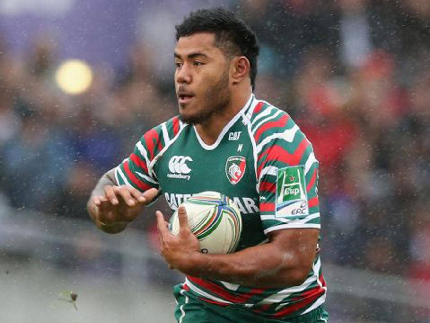 Manu Tuilagi is set to be back in action for Leicester