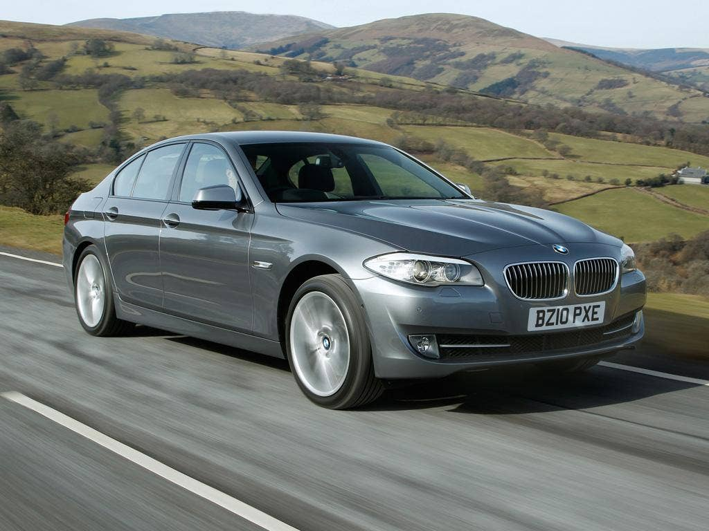 BMW has asked than one million car owners worldwide to return their cars