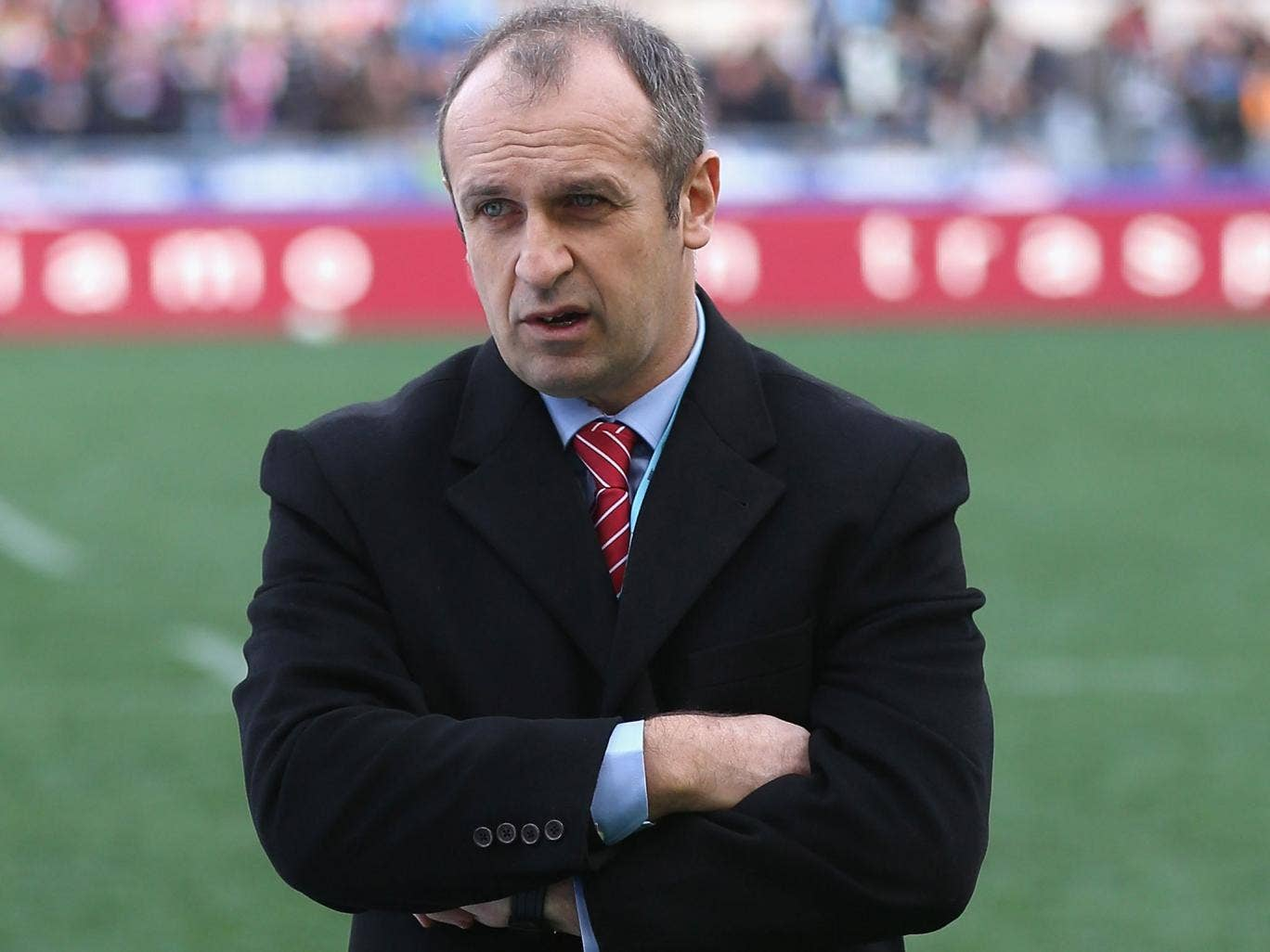 French farce: Coach Philippe Saint-André