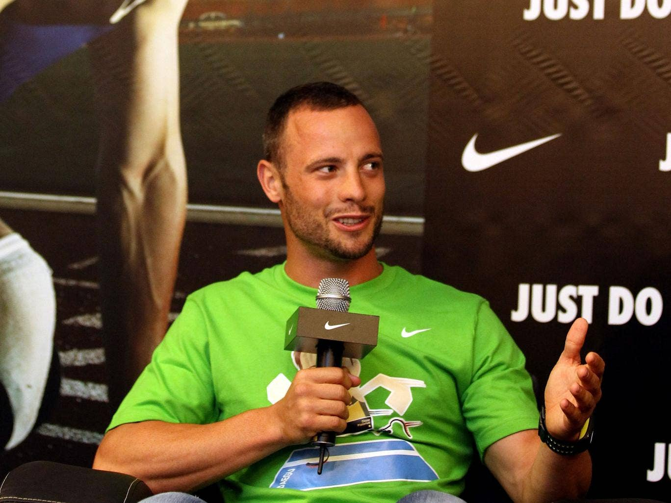 Off message: Oscar Pistorius faces a new reality after his Olympic fame