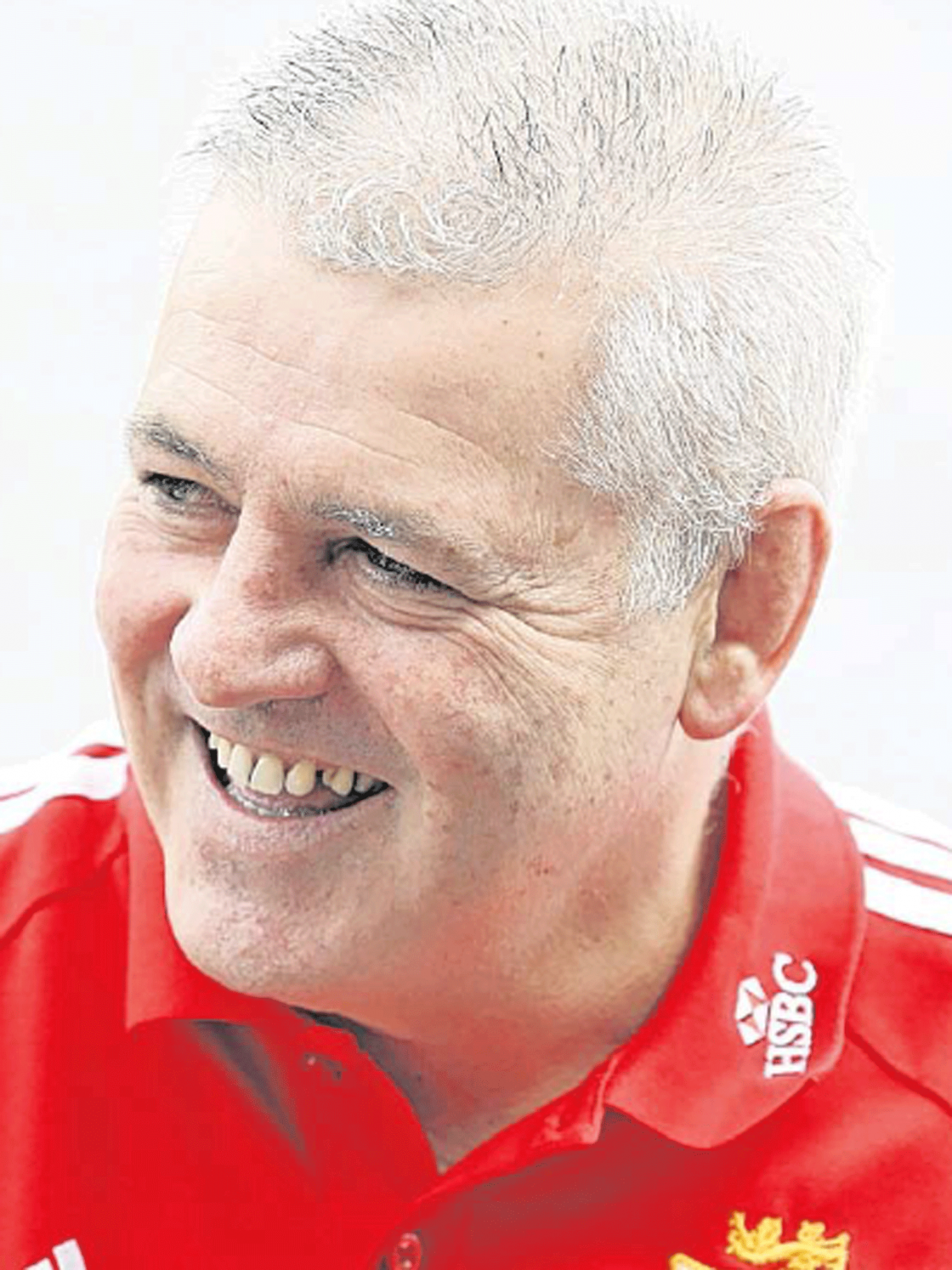 Warren Gatland's comments caused some raised eyebrows