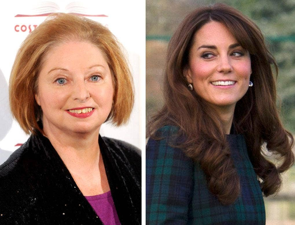 Hilary Mantel has called the Duchess of Cambridge a bland, manufactured, personality free mannequin princess