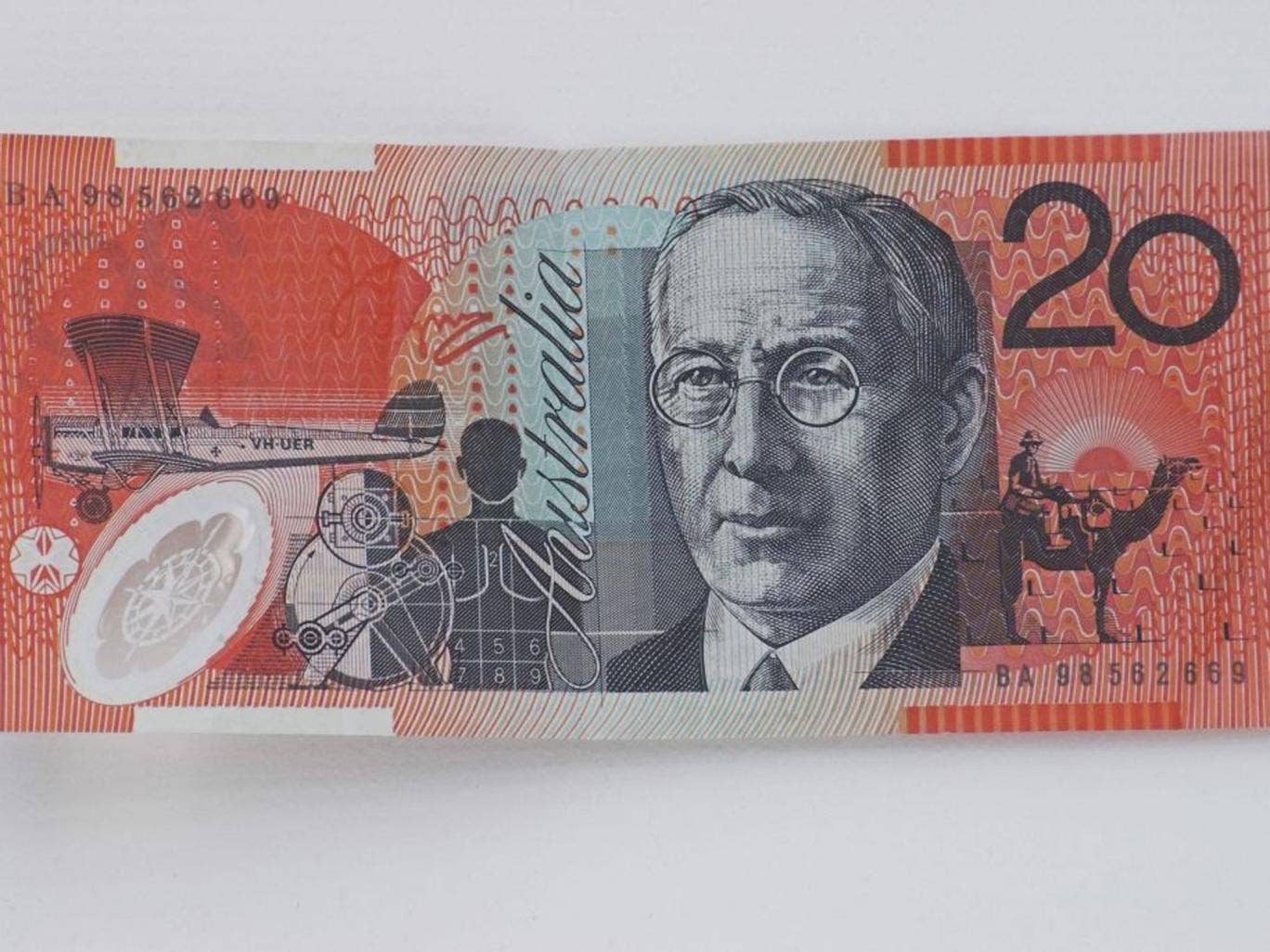 Polymer banknotes were first issued as currency in Australia