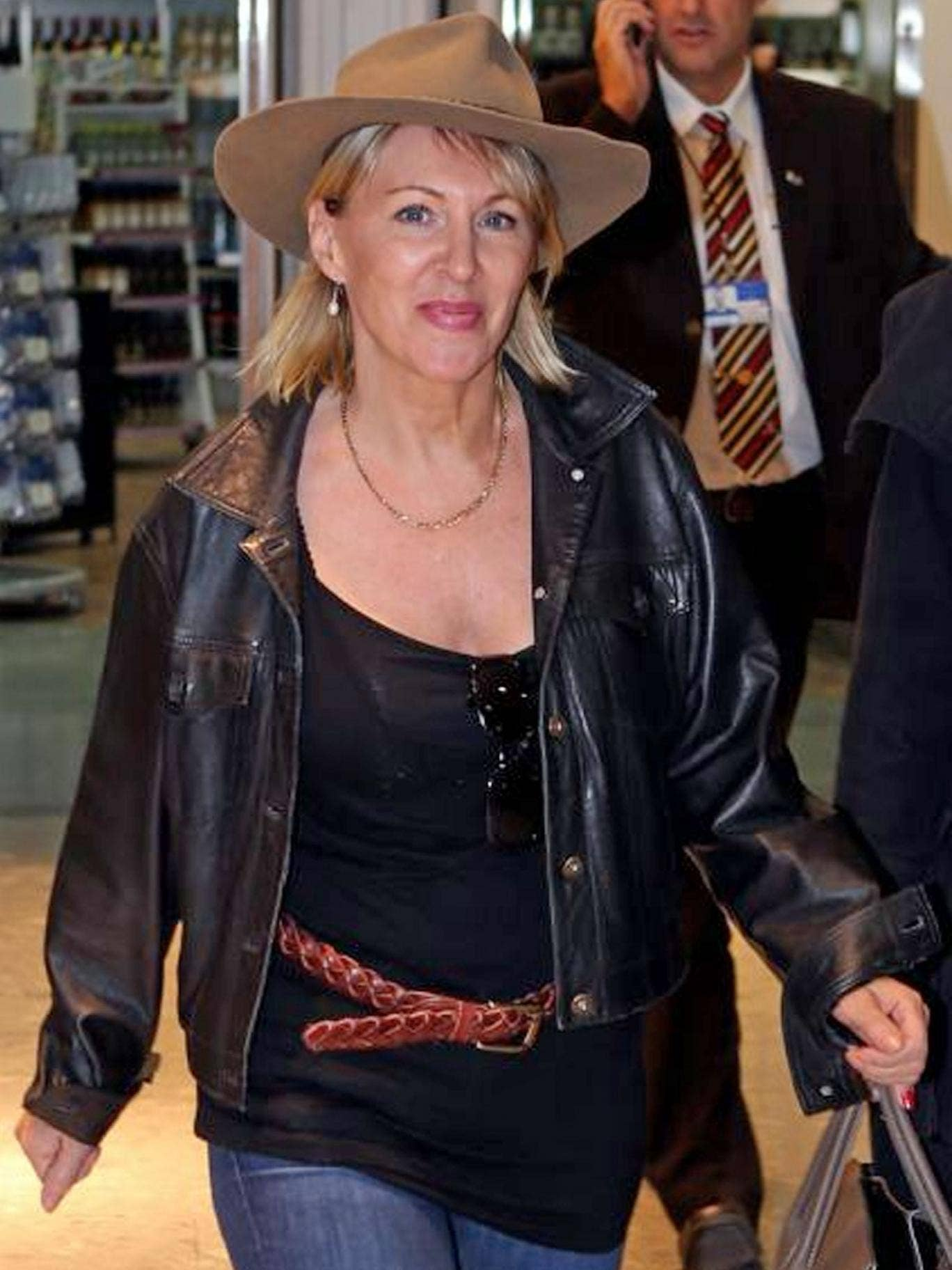 Nadine Dorries accused the MPs expenses watchdog of sexism