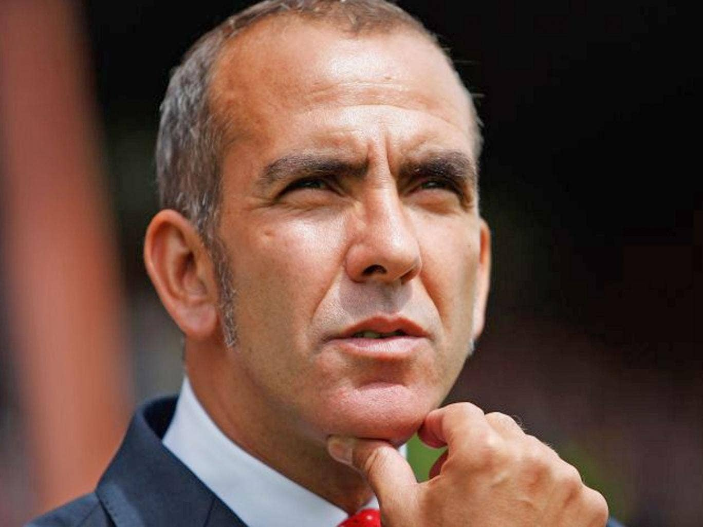 PAOLO DI CANIO: The Italian's position had been in doubt since the sale of Matt Ritchie