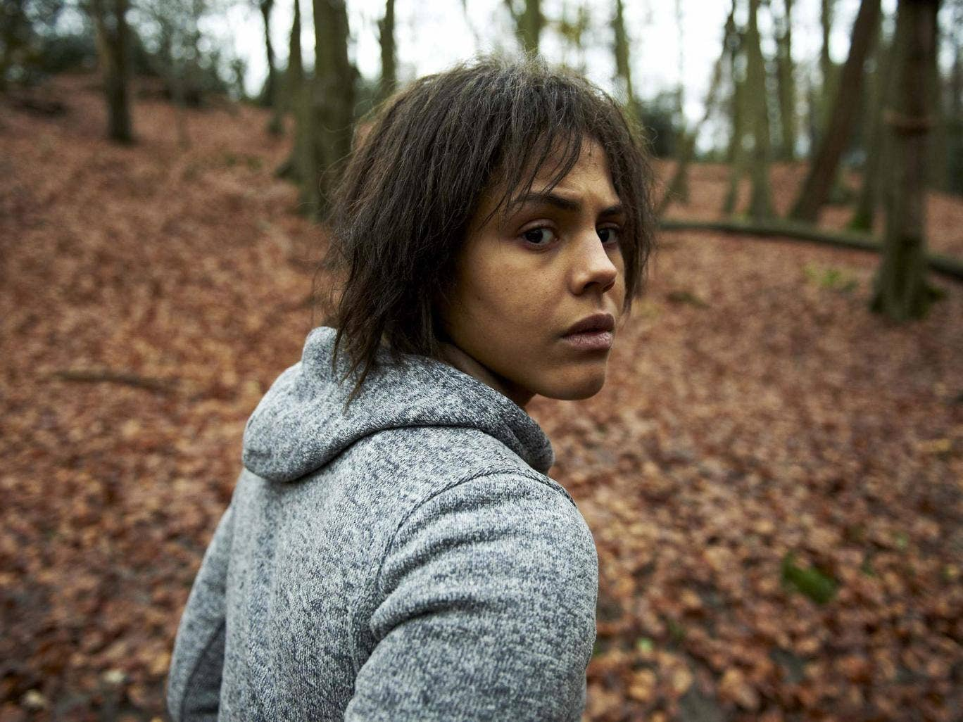 Lenora Crichlow in 'Black Mirror'