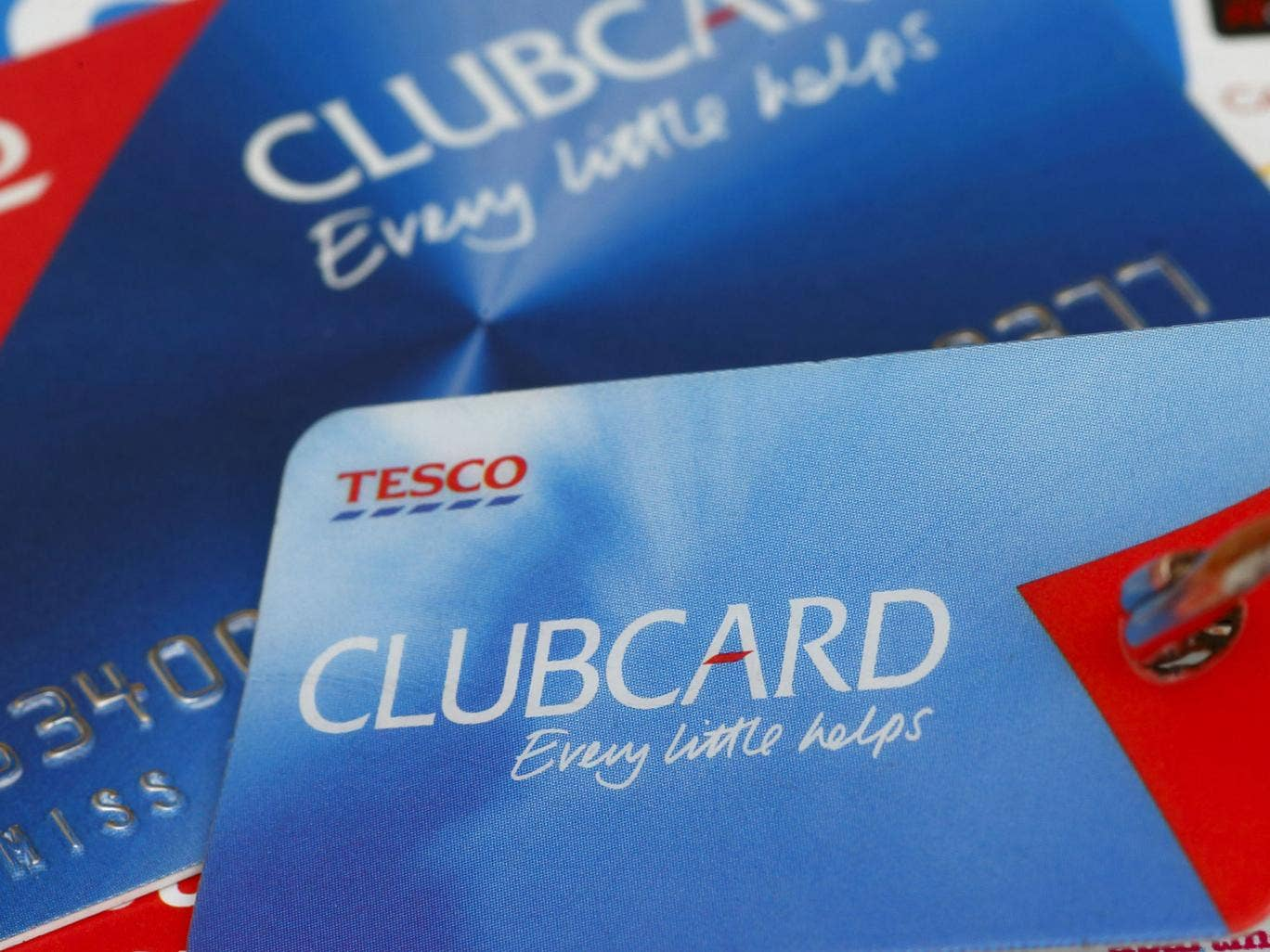 Tesco say that the missing points only affect around 30 of their 16 million Clubcard users
