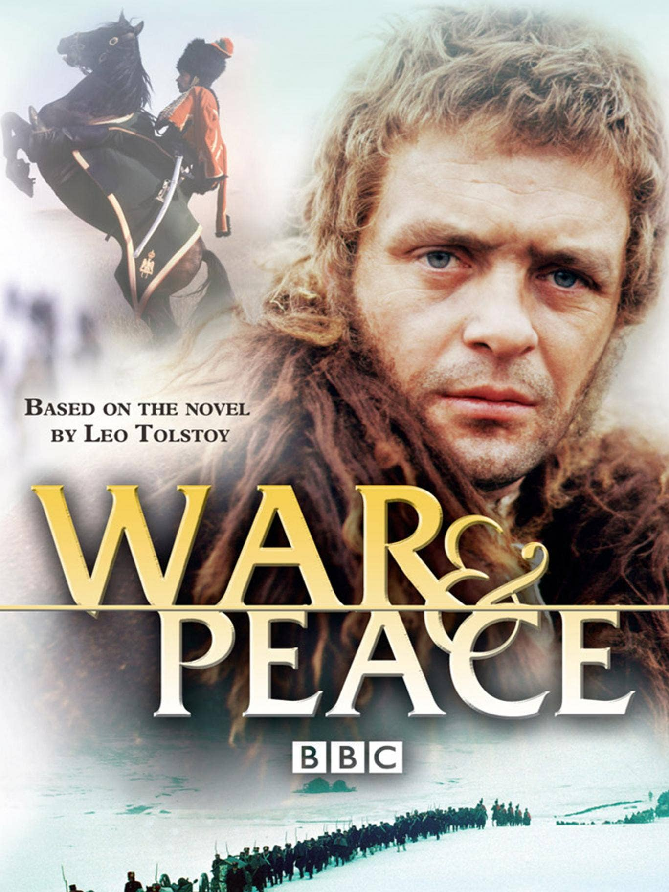 1974's BBC adaptation of 'War and Peace', starring Anthony Hopkins, consisted of 20 episodes