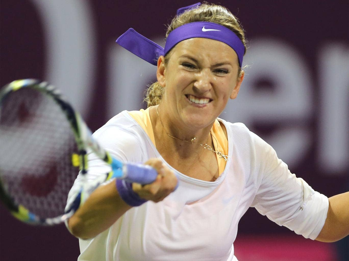 Azarenka: 'The game has become so physical and it takes so much out of you that sometimes you just need a break'
