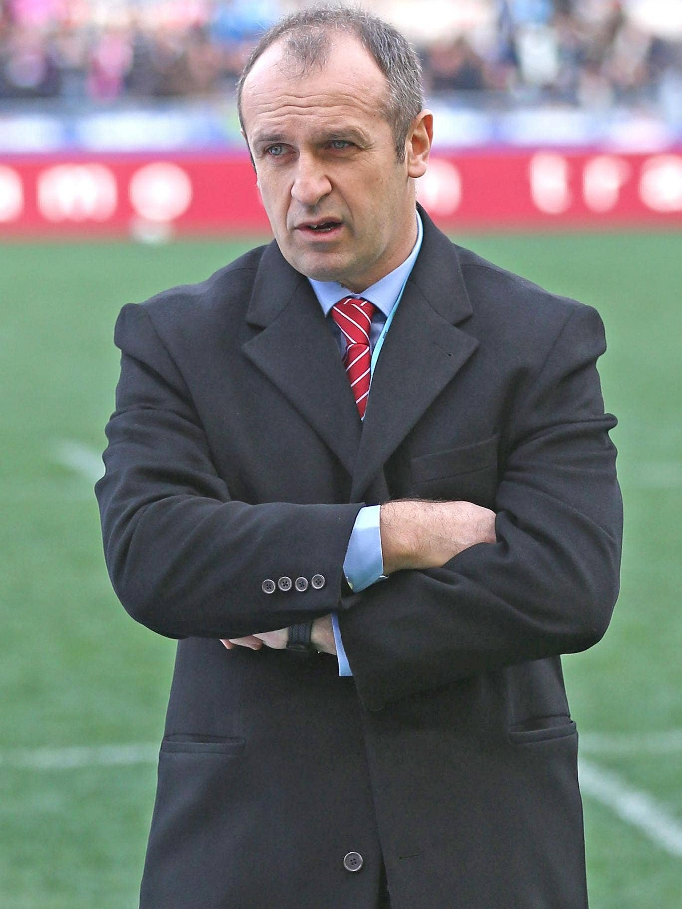 Philippe Saint-André led the acclaim for France's opponents