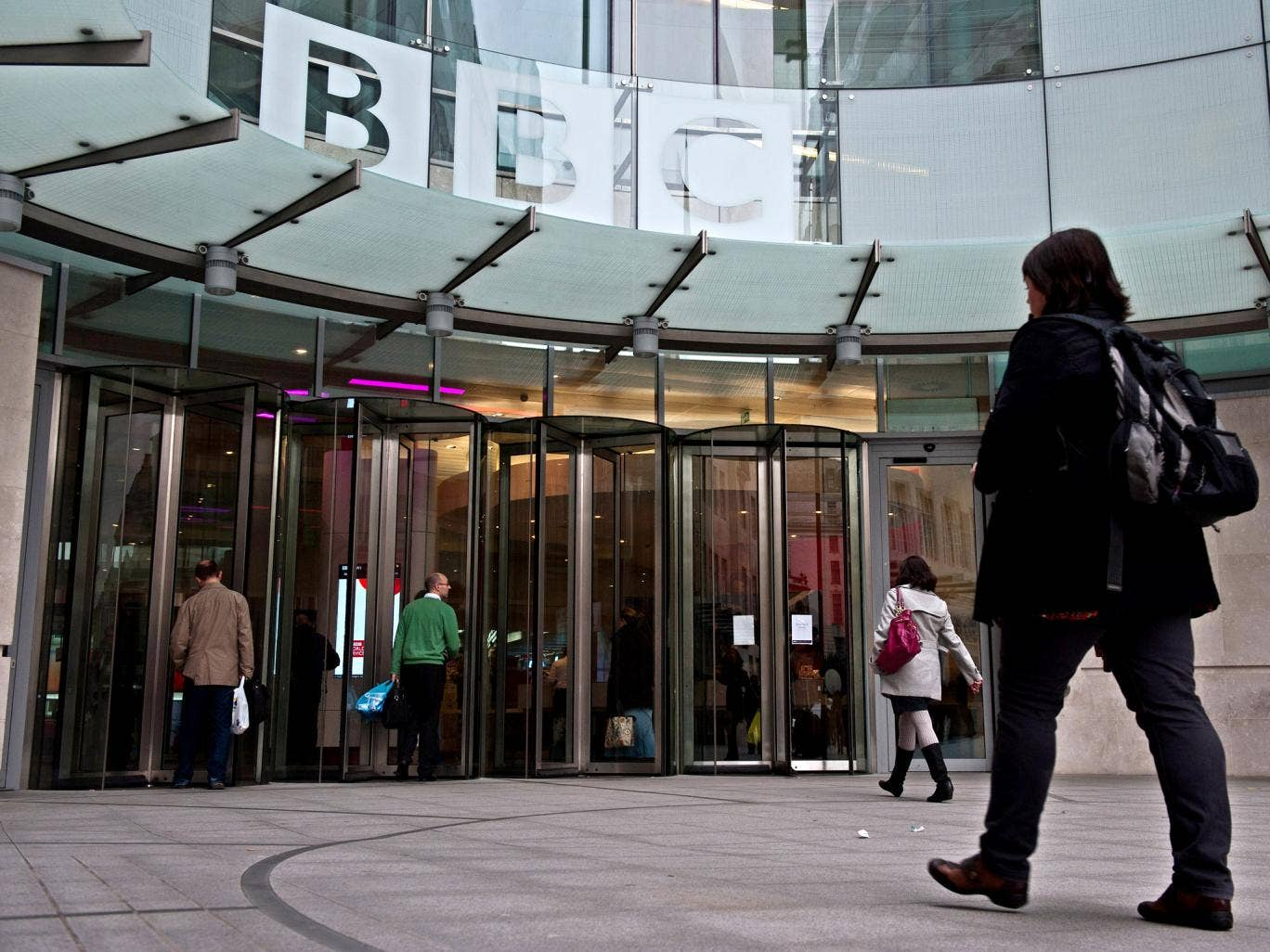 850 members of BBC staff came forward to raise their concerns
