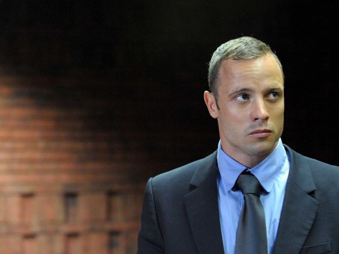 Pistorius in court yesterday