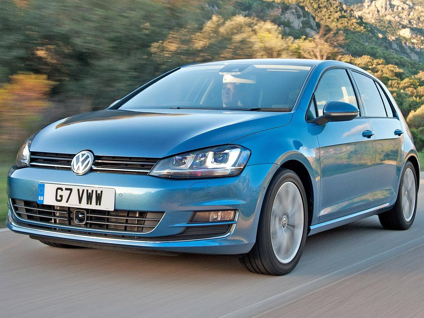 Car of the year? The new VW Golf