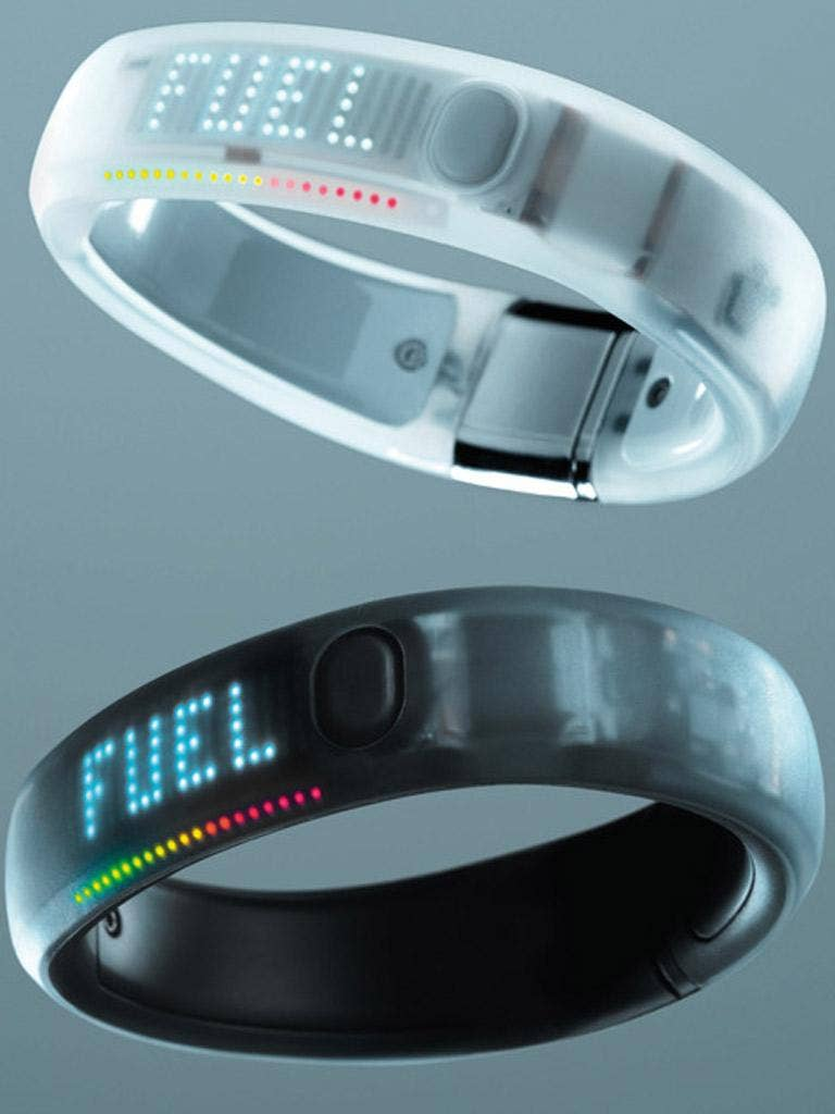 As both a motivational tool and a gadget, the FuelBand is a success
