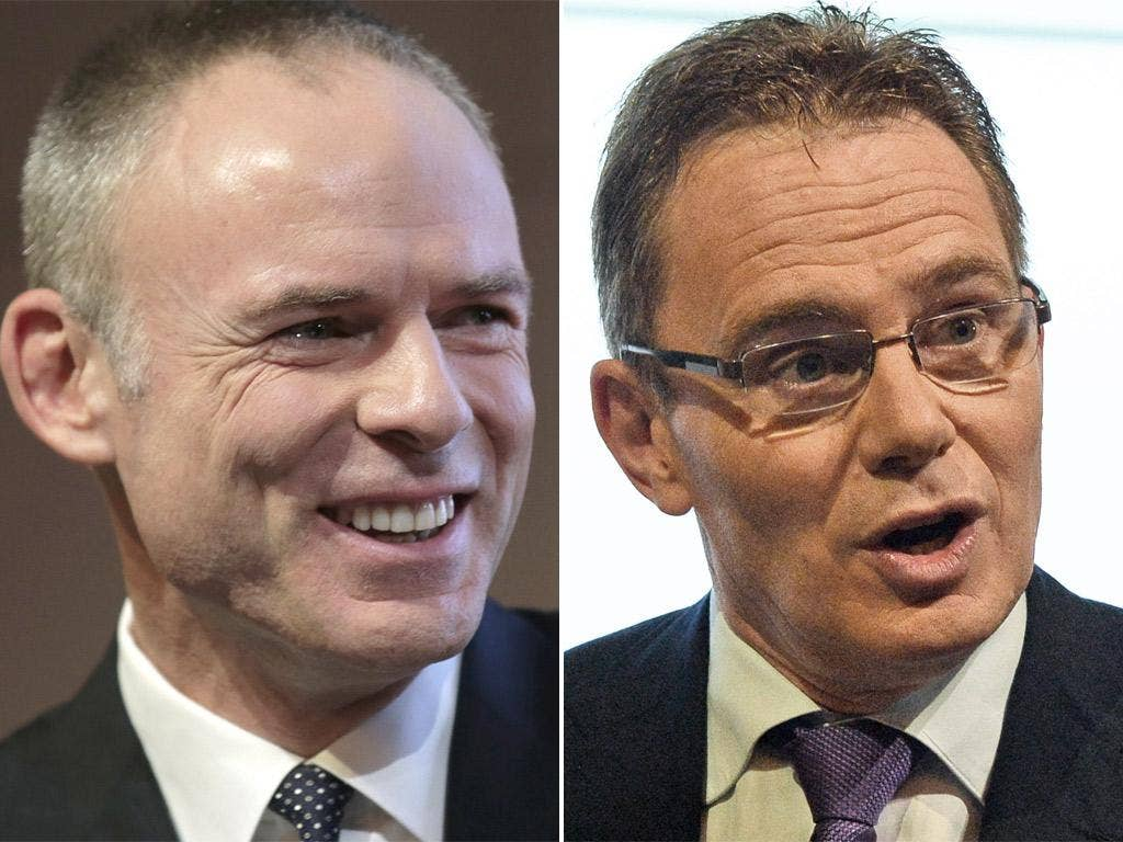 Marius Kloppers will be replaced by Andrew Mackenzie as BHP Billiton CEO