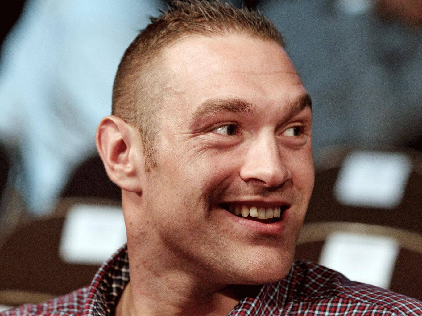 Tyson Fury will get his first chance to wow an American audience