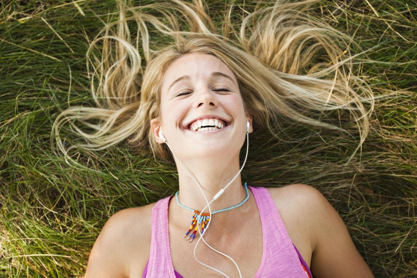 Can music make you happy?