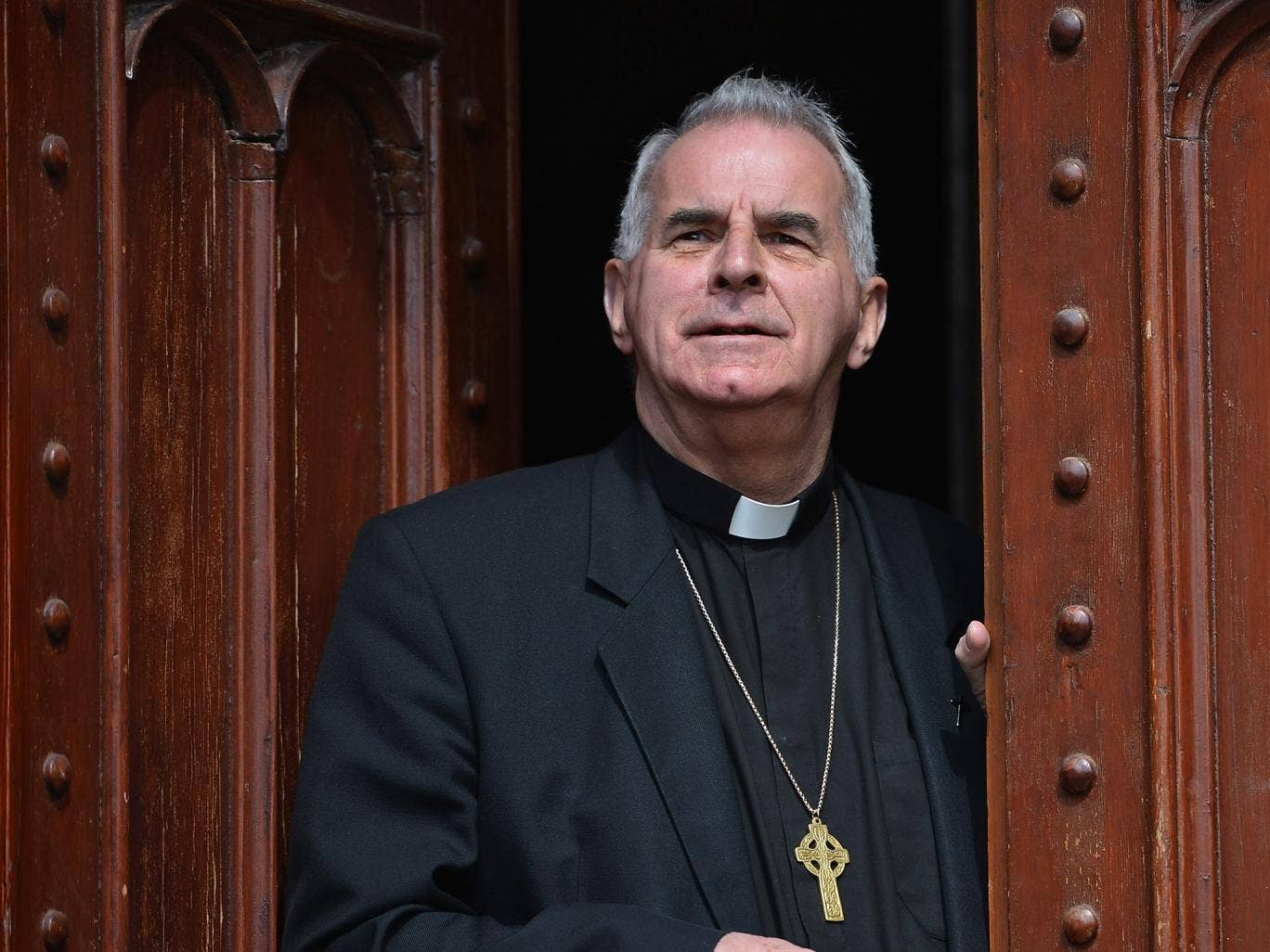 Cardinal Keith O'Brien said the new Pope could consider changing the rules around priestly celibacy