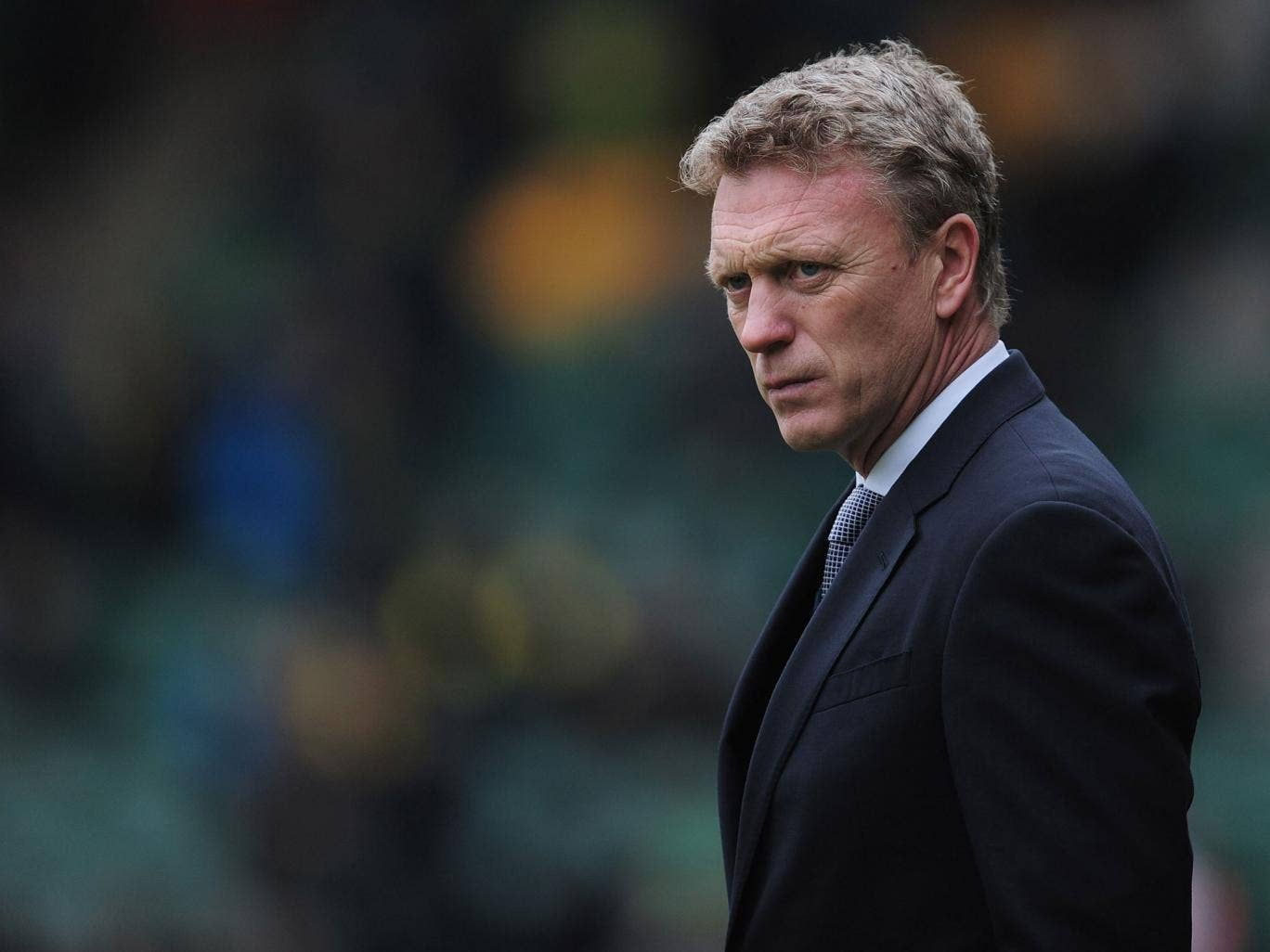 Everton boss David Moyes won't be pleased with just one point