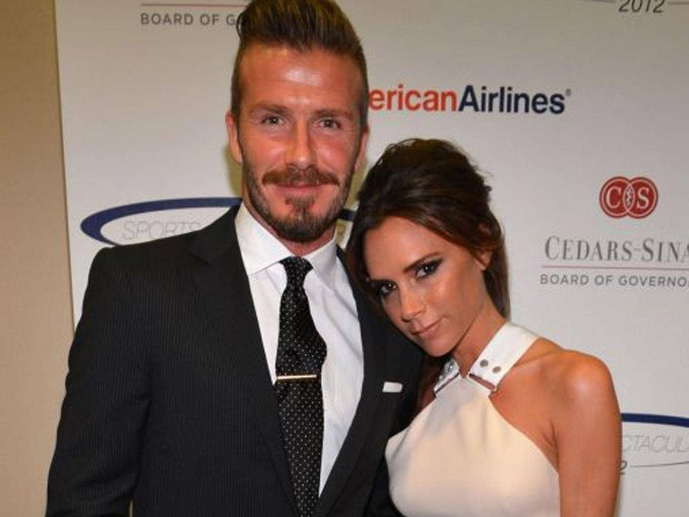 The Beckhams are said to have become wine buffs while living in Madrid