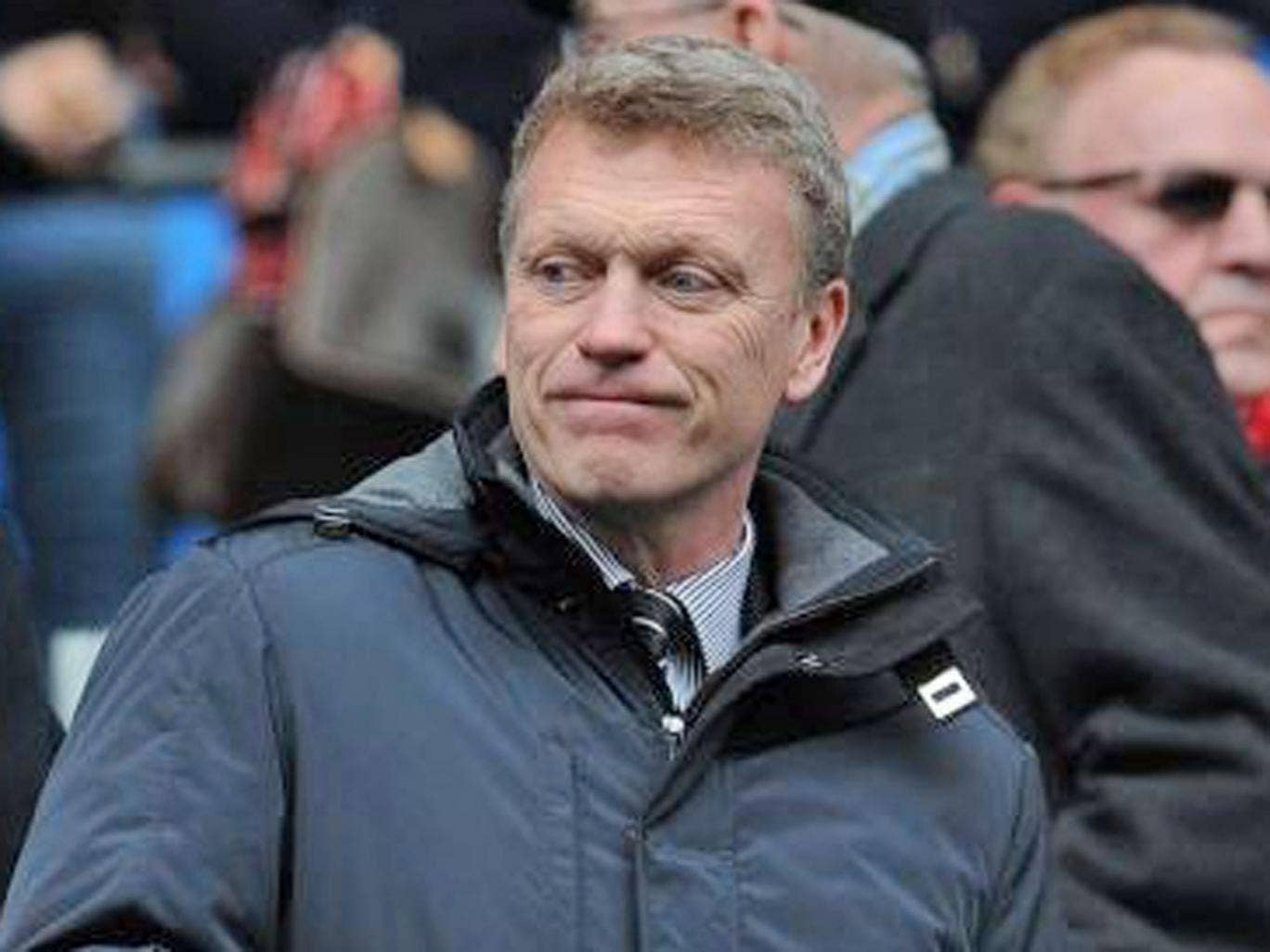 David Moyes has the FA Cup as a priority