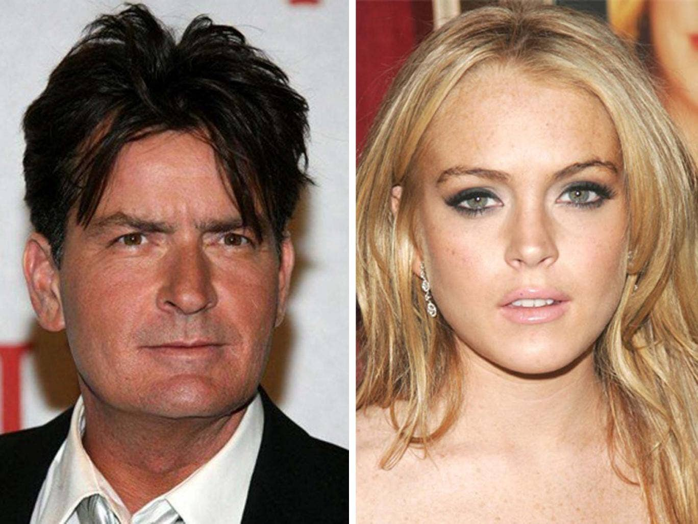 Lindsay Lohan is due to appear on Charlie Sheen's show Anger Management