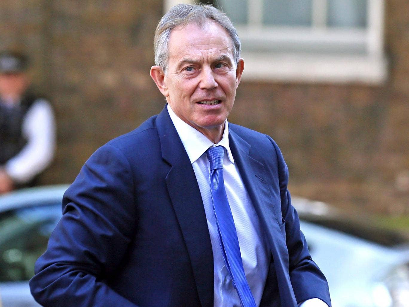 Tony Blair on going to war: 'The consequences are difficult and the choice is ugly'
