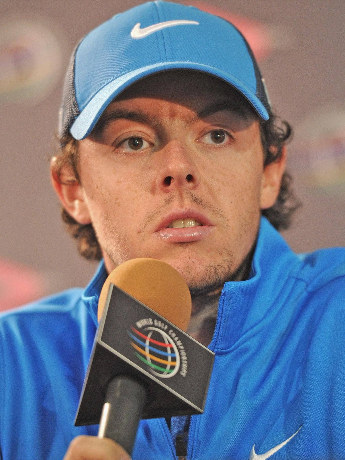 Rory McIlroy wants a quick decision over controversial putter