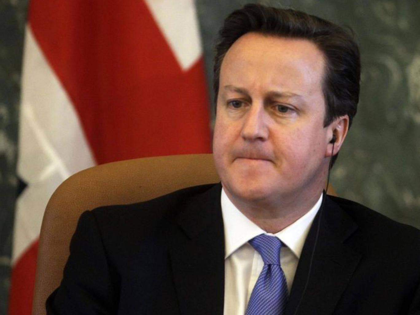 Boris Johnson today stepped up the pressure on David Cameron (pictured) over Europe
