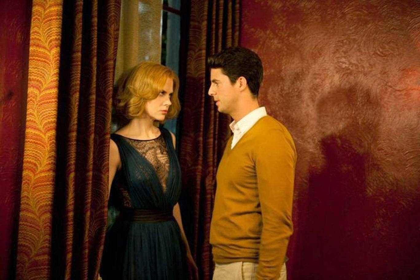 Family ties: Nicole Kidman and Matthew Goode star in Park Chan-wook's psychological thriller 'Stoker'