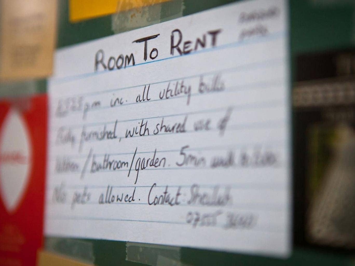 You can earn up to £4,250 a year tax free by renting out a spare room