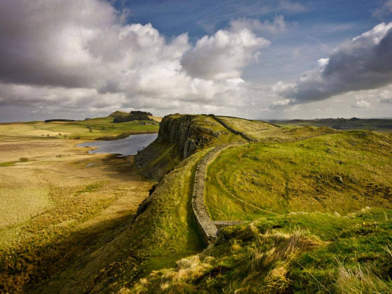 Stretching the breadth of northern England, Hadrian's Wall is a majestic reminder of the ambition and might of the Roman Empire's conquest in Britain