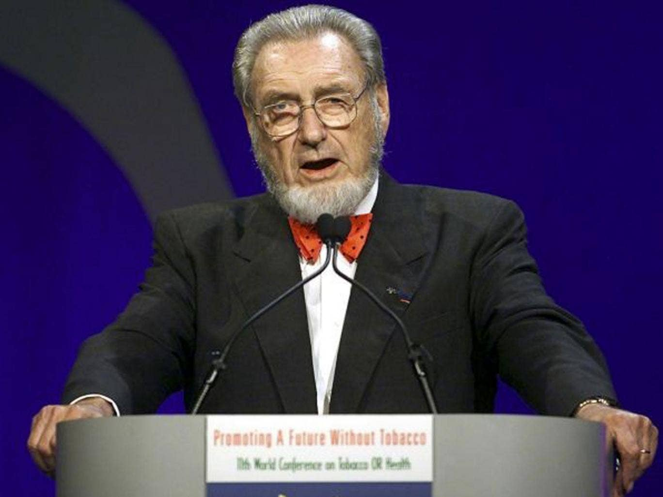 Doctor C Everett Koop: Surgeon General who angered US conservatives with his stance on abortion and Aids