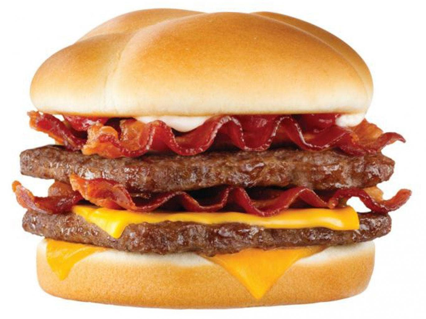 Call me a masochist, but if I'm going for a Baconator (a quarter-pound beef patty with mayo, ketchup and six [6!] strips of bacon), then it's unlikely that I'll be confusing the meal with dinner at the table of the Marchioness of Marchmain