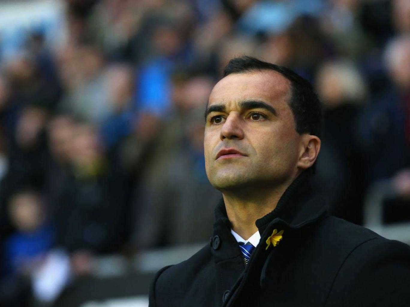Roberto Martinez will not put FA Cup glory before league status