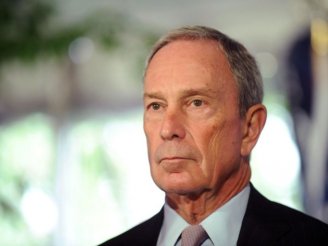 13. Michael Bloomberg: Net worth: $27 billion; Country: U.S; Source: Bloomberg LP