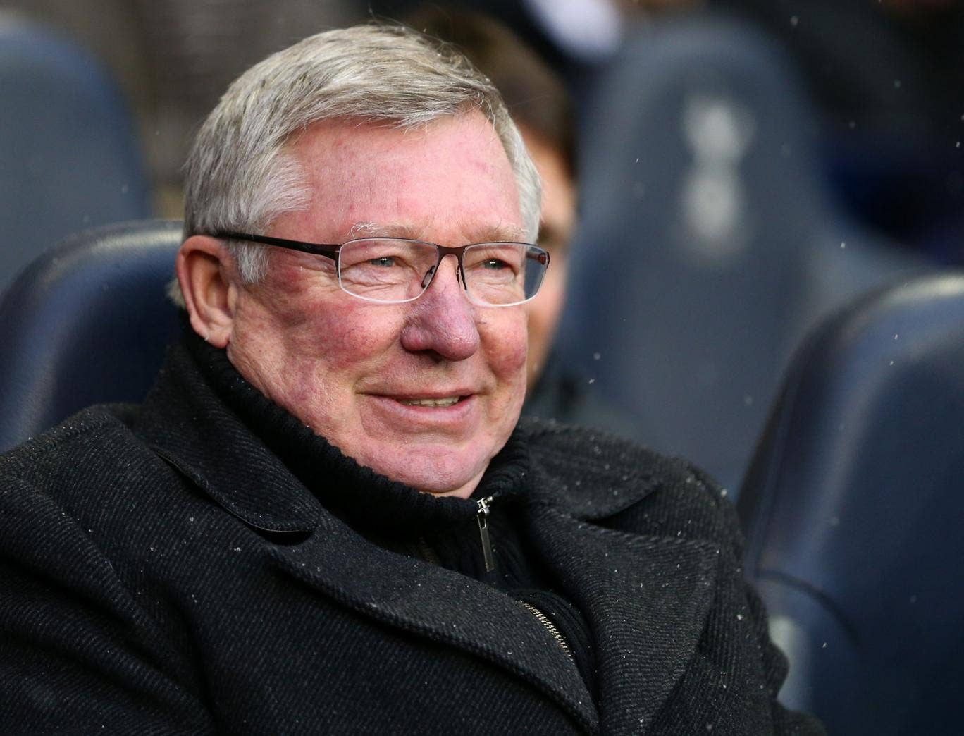 6. Under Sir Alex Ferguson, United have only lost nine of the 94 Champions League games played at home