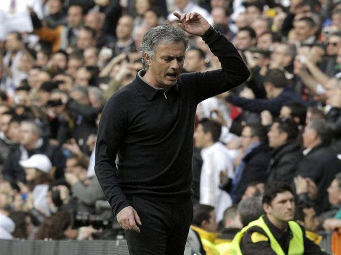 As role models go Vicente del Bosque will not have featured too prominently for Jose Mourinho